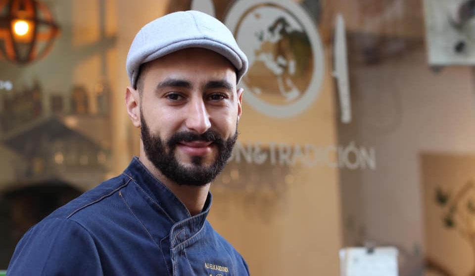 El cocinero marroquí Elkardoudi